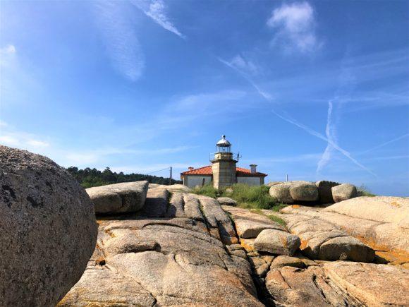 Illa de Arousa Lighthouse