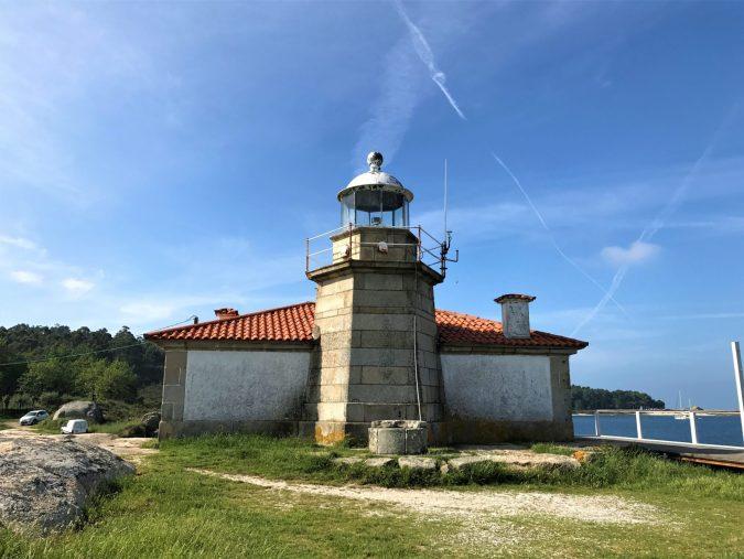 Illa de Arousa Lighthouse (Faro de Punta Cabalo)