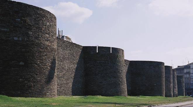 Roman Wall of Lugo