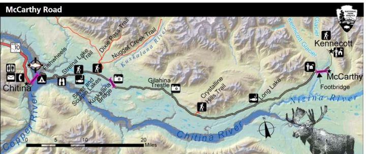 McCarthy Road Map