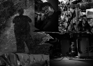 image collage for Musings In Grayscale