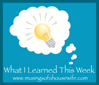 what-i-learned-this-week