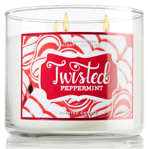 Bath & Body Works Twisted Peppermint Returns for Holiday 2012 – Musings of a Muse