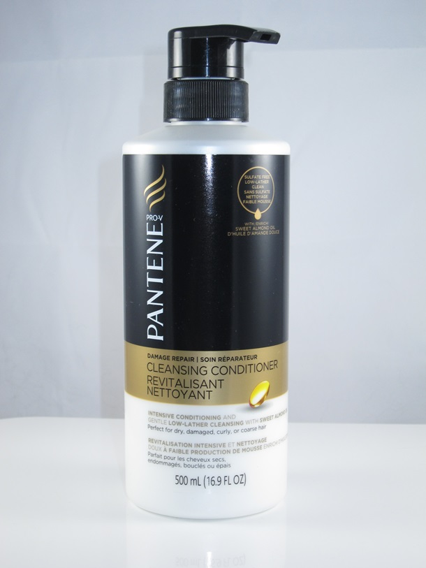 Pantene Cleansing Conditioner Review Musings Of A Muse