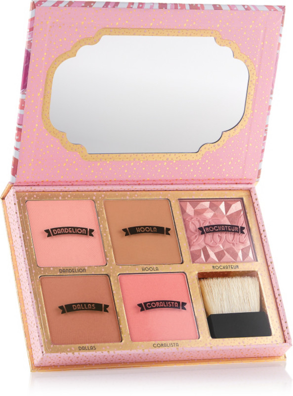 Benefit Cheekathon Blush  Bronzer Palette for Spring 2016  Musings of a Muse