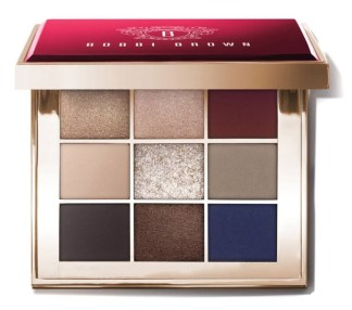 Image result for bobbi brown CAVIAR & RUBIES EYE SHADOW PALETTE