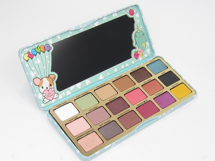 Image result for two faced eyeshadow
