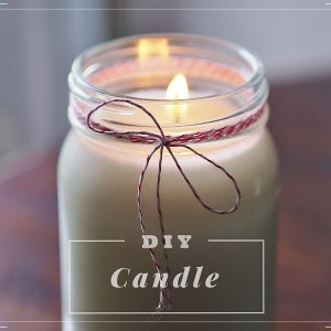 Give the Gift of a DIY Candle