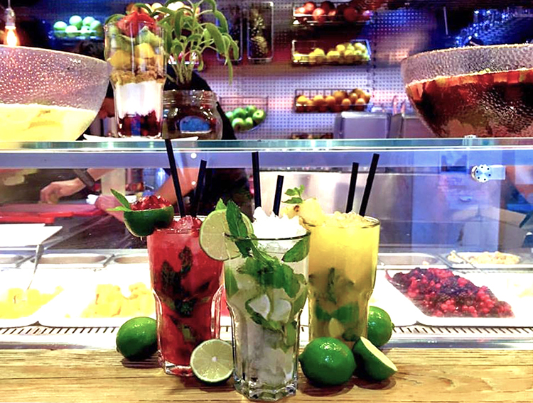 Six of the Best Places to Eat and Drink in Venice - Frulala Fruit Bar
