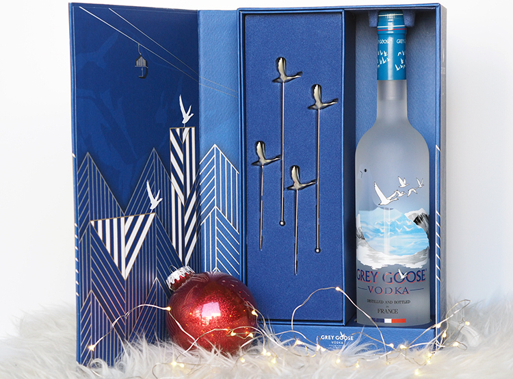Give the Gift of Grey Goose