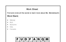 Week 16B: Wordfind