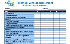 CMJV2-B: Assessment No Group