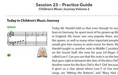 Week 23C: Practice Sheet
