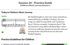 Week 24C: Practice Sheet