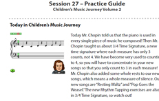 Week 27C: Practice Sheet
