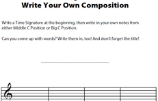 CMJV3-B: Composition Worksheet Blank