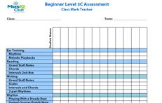 CMJV3-C: Class Assessment Tracker