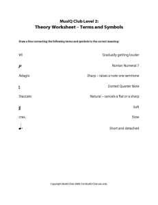L2: TH Terms and Symbols