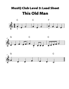 L3: LS This Old Man