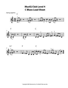 L4: LS C Blues 1