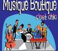 """""""C'Est Chic"""" … il primo CD dei Musique Boutique"""