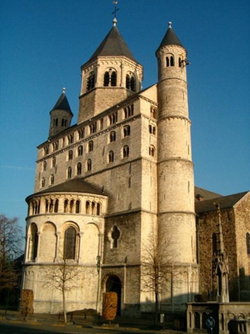 Collgiale SainteGertrude Nivelles Belgique