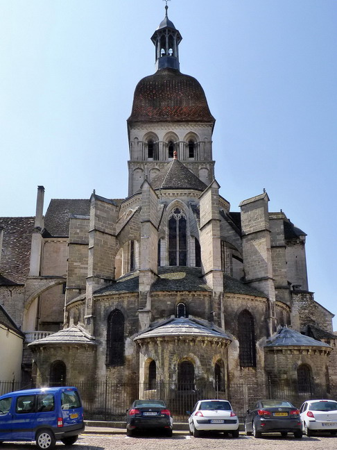 Collgiale NotreDame Beaune France
