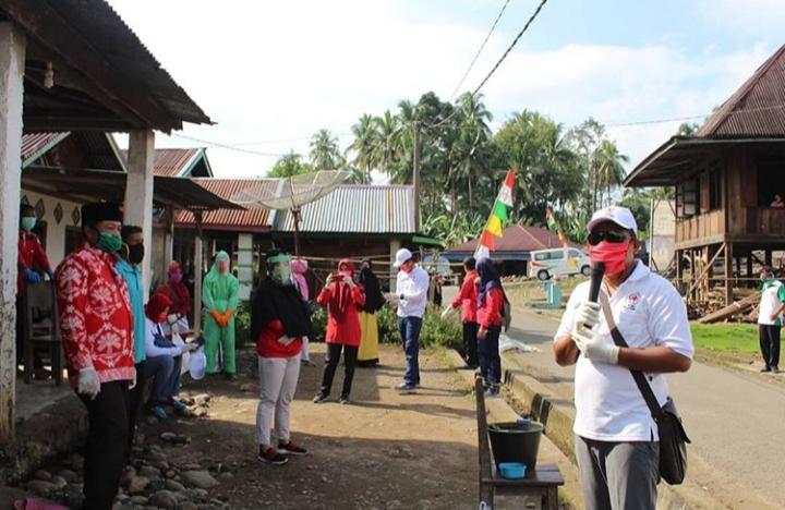 PMI Mura Sosialisasi, Stop Diskriminasi Pasien Covid-19