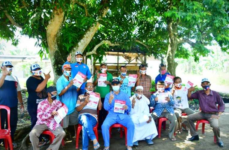 Warga Satan Indah Jaya & Durian Remuk Minta H2G Lanjutkan Pembangunan