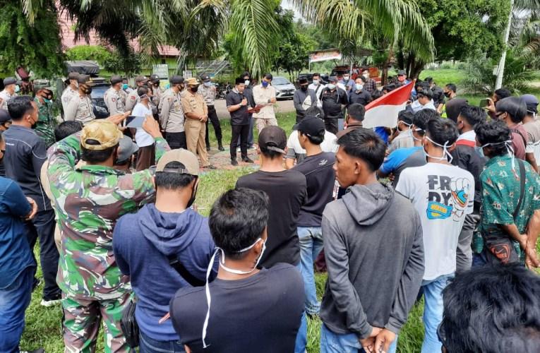 Empat Tuntutan FKSB Terhadap Pertamina di Sukakarya