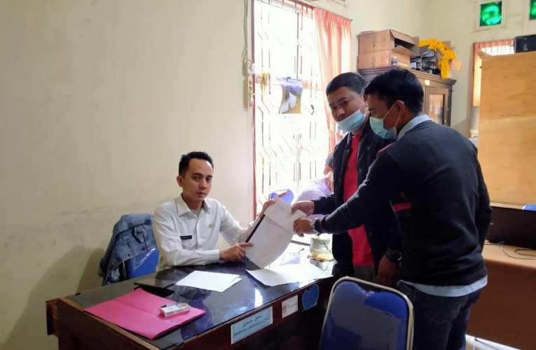 Pilihan PAW Kades Tanjung Melalui Perwakilan Tokoh Ditolak Warga