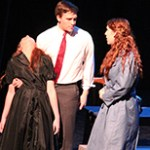 High school students perform in MCC's Overbrook Theater
