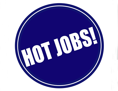 Hot jobs button