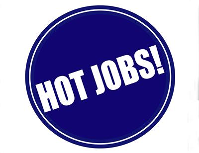 Hot jobs button