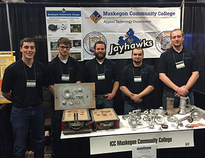 MCC Applied Tech Students at 2016 AFS Competition