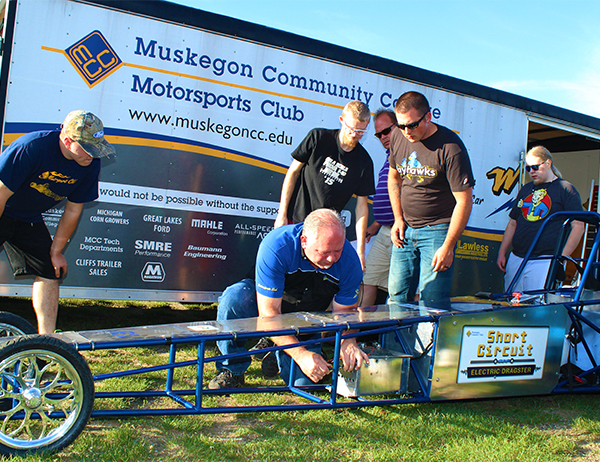 MCC Electric Vehicle Program Highlighted in National Racing Magazine