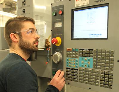 Advanced Manufacturing at MCC