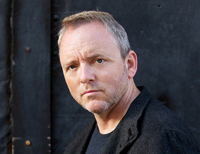 Dennis Lehane (photo credit Ashleigh Faye Beland)