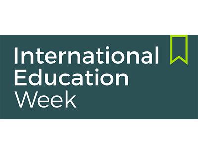 International Education Week 2016 logo