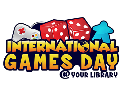International Games Day Logo