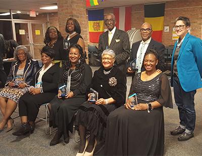 Love In Action 2017 Award Winners