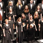 The College Singers Winter 2017