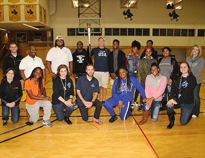 Adopt An Athlete Program Participants