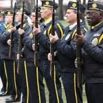 Veterans Day ceremony at MCC