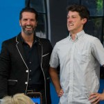 Nick Sarnicola and Cody Theil