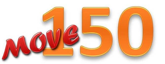 Logo for Move 150