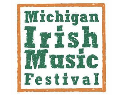 Michigan Irish Music Festival Logo
