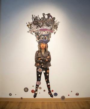 """""""Headdress 4"""" by Helina Metaferia"""