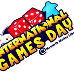 International Games Day Decal