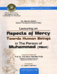 Aspects of Mercy towards Human Beings in The Person of Muhammad PBUH